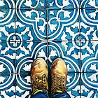 Art Beneath Our Feet - Mexico City by LucySchmidtArt