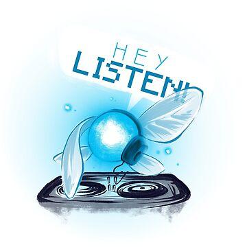 Hey Listen! by AlbertoArni