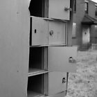 Abandoned Mailboxes by WisePhoto