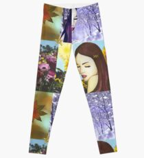 Minor Sabbat Wishes Leggings