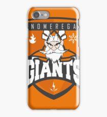 Gnomeregan Giants iPhone Case/Skin