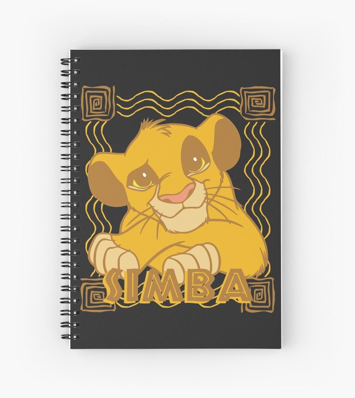 Simba Cub - The Lion King\