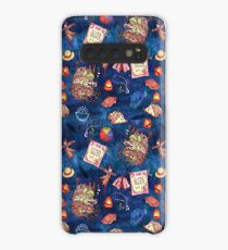 The Moving Castle Case/Skin for Samsung Galaxy