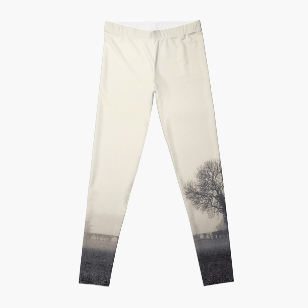 Ghosts in the Landscape Leggings Front