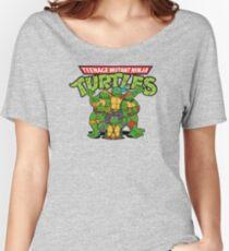 Teenage Mutant Ninja Turtles Relaxed Fit T-Shirt