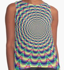 Psychedelic Pulse Contrast Tank