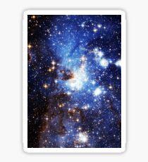 Pegatina Blue Galaxy 3.0