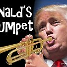 Donald's Trumpet by EyeMagined