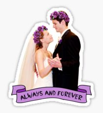 NALEY Always and Forever Sticker