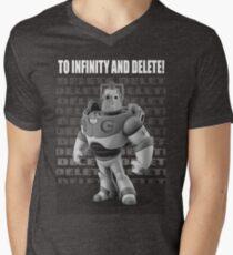CYBER STORY Men's V-Neck T-Shirt