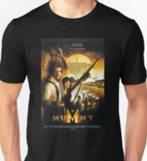 The Mummy Poster Unisex T-Shirt