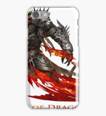 Guild Wars 2 - Born of Dragon Fire iPhone Case/Skin