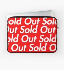Sold Out - Supreme Repeat Laptop Sleeve