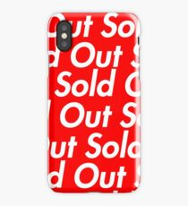 Sold Out - Supreme Repeat iPhone Case/Skin