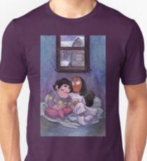 Steven Universe - Steven and Connie Winter Forecast Unisex T-Shirt