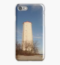 The Presqui'le Lighthouse iPhone Case/Skin