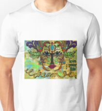 Life Dreams-Ceremonial Mask Unisex T-Shirt