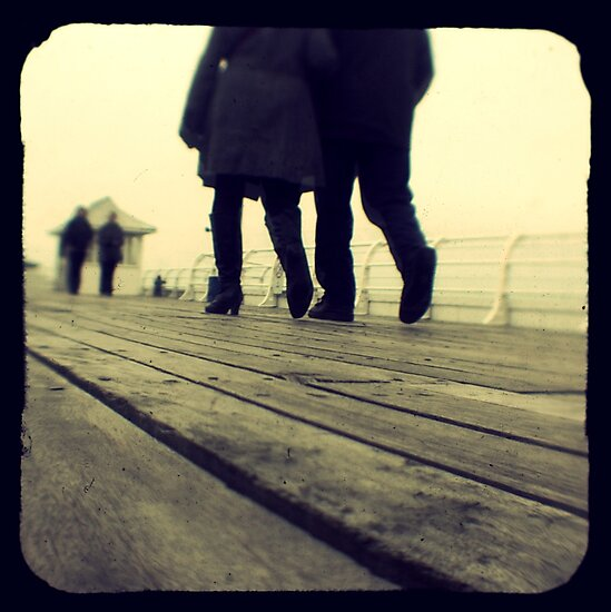 Lover's Walk by Ursula Rodgers