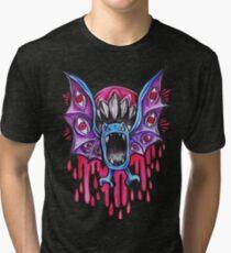 Golbat Tri-blend T-Shirt