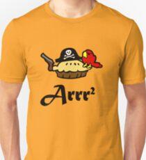 Pie Arrr Squared T-Shirt