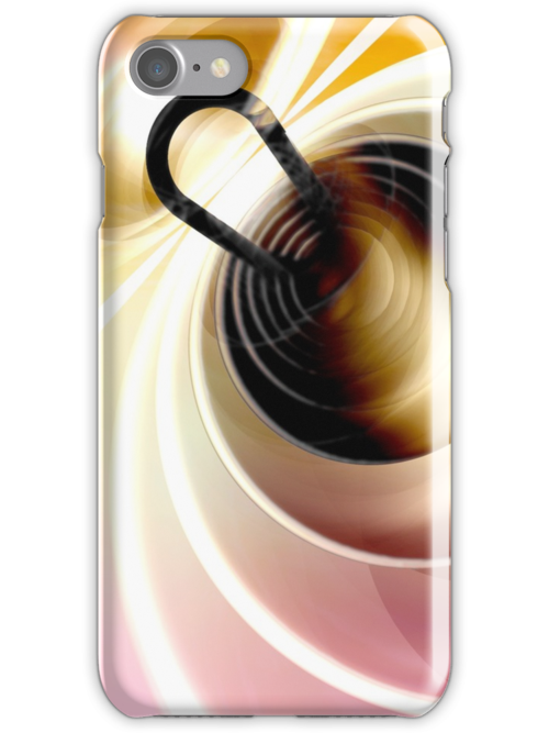 Magnetic field abstract by Carol and Mike Werner