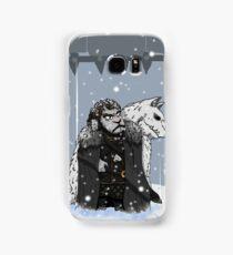 Sheep Snow Samsung Galaxy Case/Skin