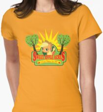 Sweet Apple Acres Women's Fitted T-Shirt