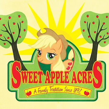 Sweet Apple Acres by reidavidson