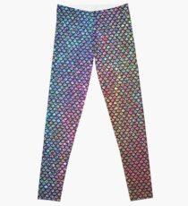 Rainbow Mermaid 2 Leggings