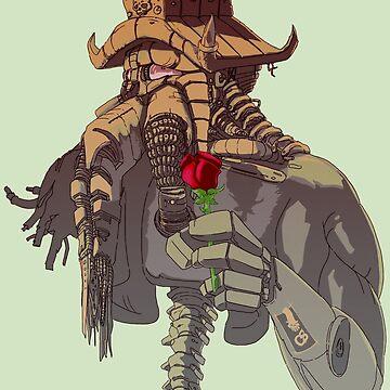 Rosebot by FinnerTom