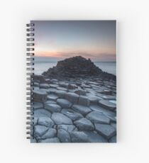 Ireland - Giants Causeway Spiral Notebook