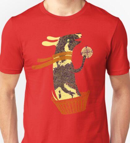 Travel Dog Let's Go Places T-Shirt