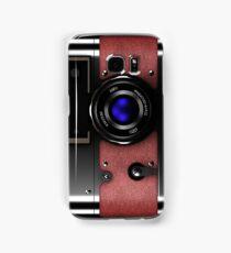 Vintage retro rangefinder camera phone cases Samsung Galaxy Case/Skin