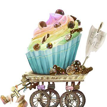 Eat me, Tasty Cupcake by OmriKoresh