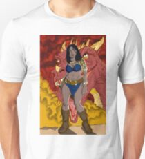 Mike Kennedy's Rubenette and The Dragon T-Shirt