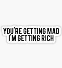 rich money Sticker