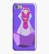 that grumpy Zelda child iPhone Case/Skin