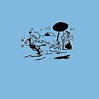 Pulp Fiction - Jules Winnfield Shirt by JackTheStampede