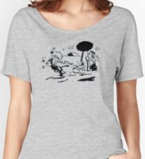 Pulp Fiction - Jules Winnfield Shirt Women's Relaxed Fit T-Shirt