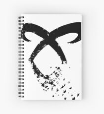 We're Shadowhunters Spiral Notebook