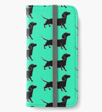Connect The Doxie Dots iPhone Wallet/Case/Skin