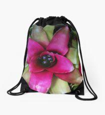 Bromeliad Drawstring Bag