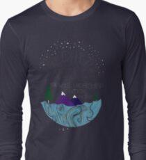 Einstein: Nature Long Sleeve T-Shirt