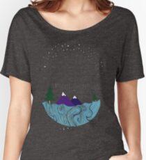Einstein: Nature Women's Relaxed Fit T-Shirt