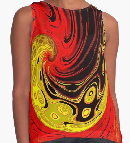 Tide of life Sleeveless Top
