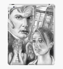 Doctor Who the sound of drums iPad Case/Skin