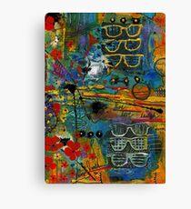 Visions of a Good LIFE Canvas Print