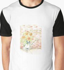 Sunshine On Lichfield  Graphic T-Shirt