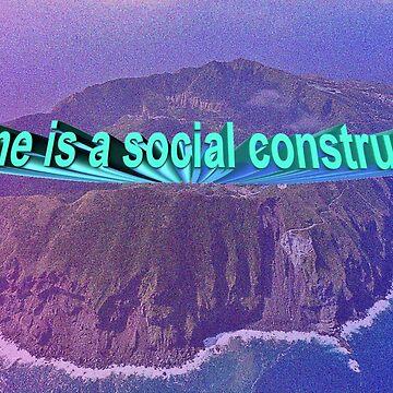 A E S T H E T I C Time is a Social Construct Clothing by Memegode