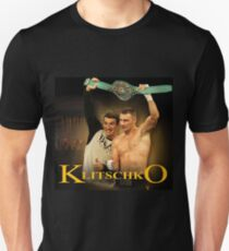 Boxer Mike Tyson & Lennox Lewis & Vitali Klitschko & Muhammad Ali & Evander Holyfield 2 Unisex T-Shirt